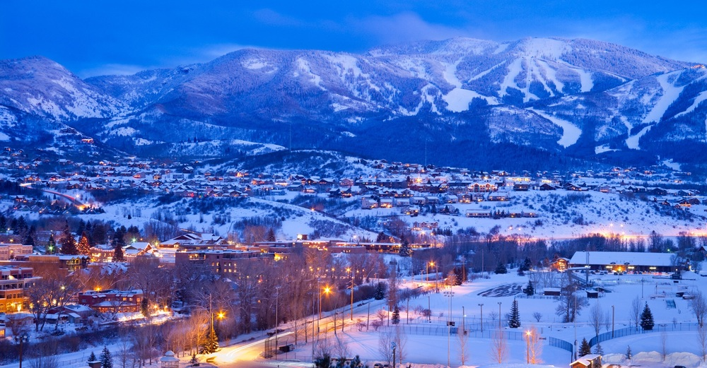 Steamboat Blues  - named by Donna Leham, Steamboat Springs, CO