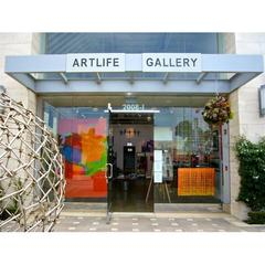 ARTLIFE GALLERY 720 C. S. Allied Way, Plaza El Segundo, El Segundo. CA 90245 (310) 938-2511