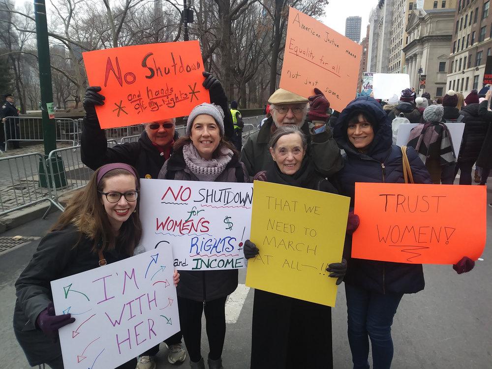 Women's March!