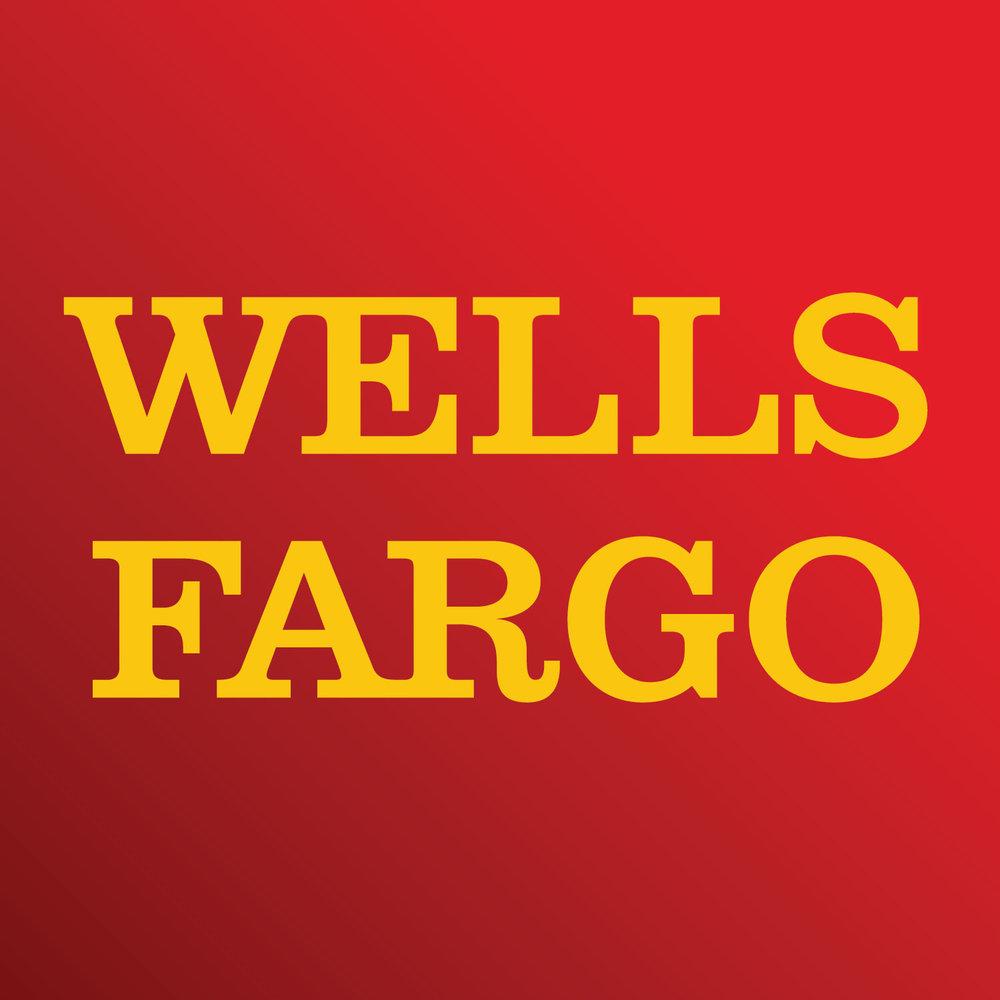 Gold Sponsor, Wells Fargo