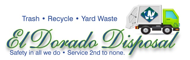 Bronze Sponsor, El Dorado Disposal