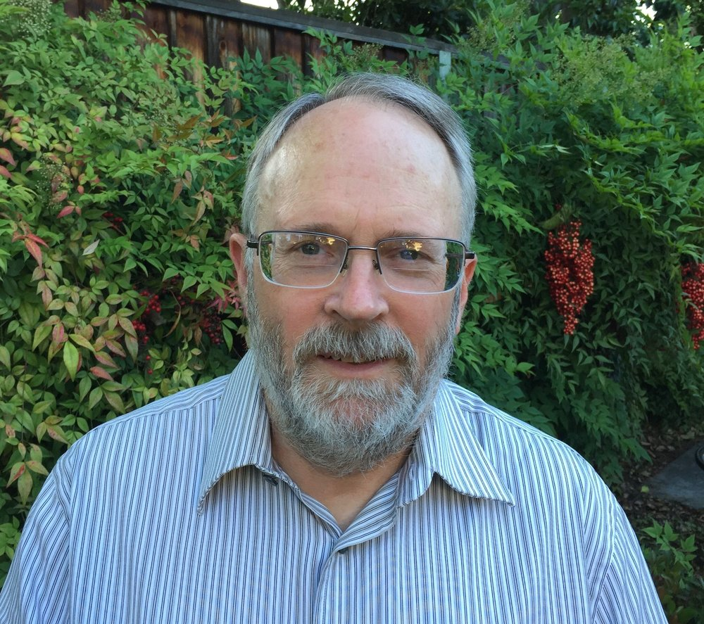 Tom Linton is our newest board member as of April 2017. He was born in South Korea, where he grew up to Presbyterian missionaries. Tom worked in the semiconductor industry until 2015, when he retired from Intel Corporation. He now does software consulting and iOS app development. Tom has a BA from Calbin College, an MSEE from Stanford University, and a PhD in electrical engineering from the University of Texas in Austin. Tom and his wife Ruth live in San Jose, CA.