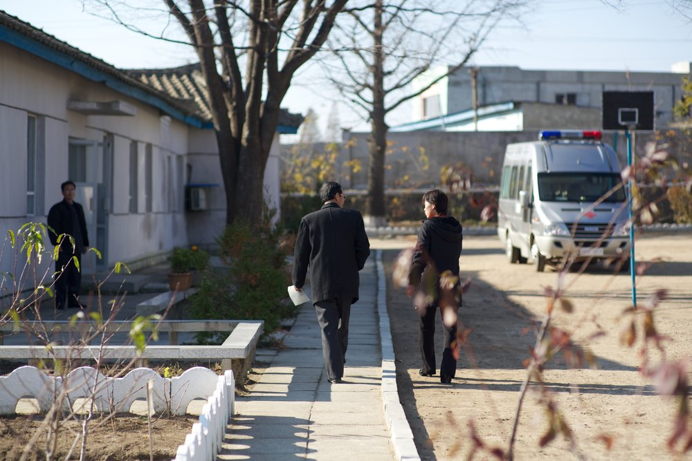 South Hwanghae #3 TB Hospital