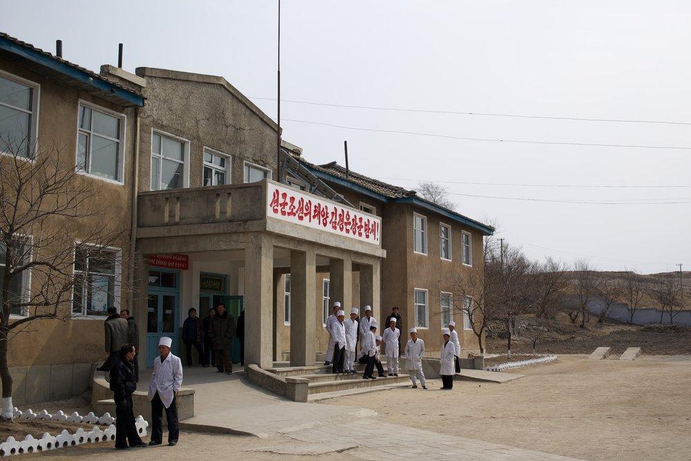 Kaesong #3 TB Hospital