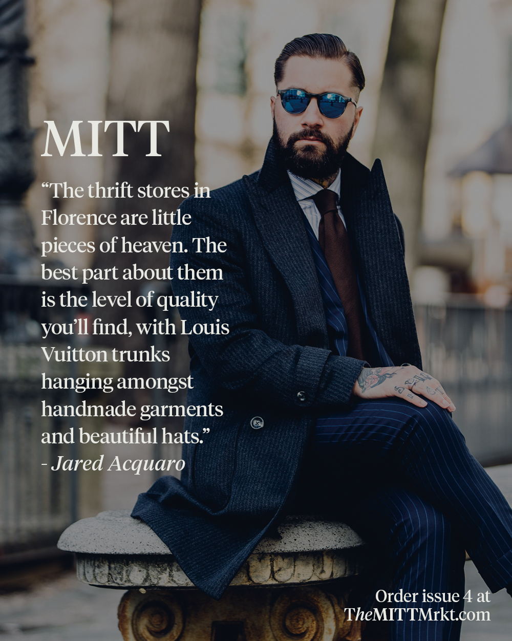 MITT   magazine issue 4 is now available to pre-order at   The MITT Mrkt.