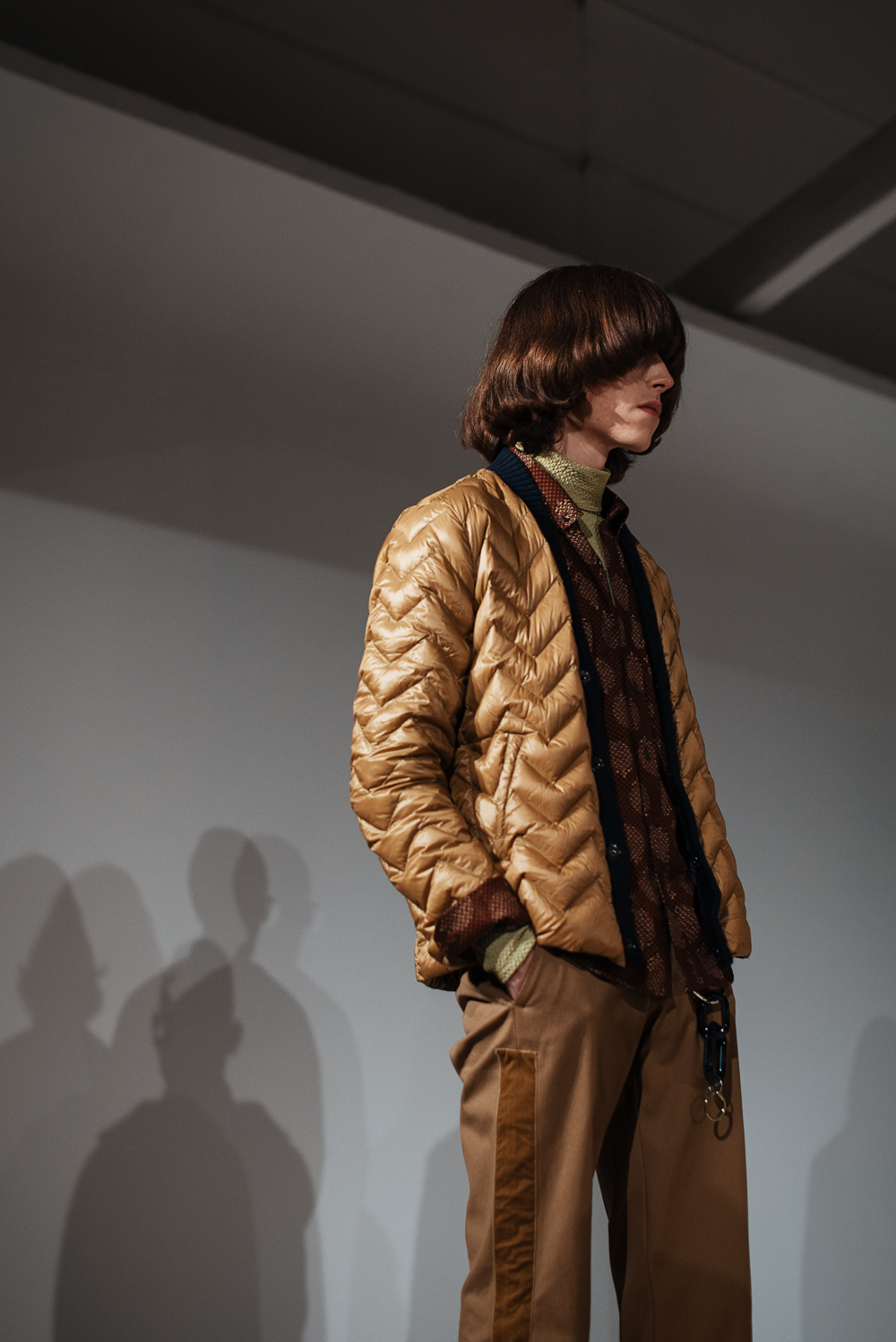 Lucio Castro presentation during New York Fashion Week: Men's.