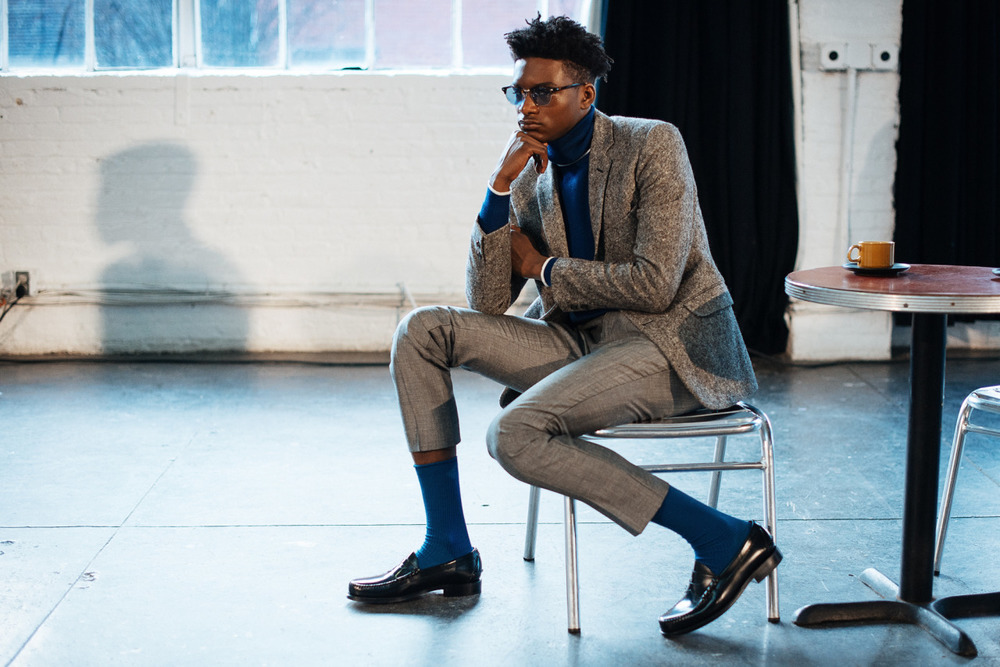 David Hart  presentation during New York Fashion Week: Men's.