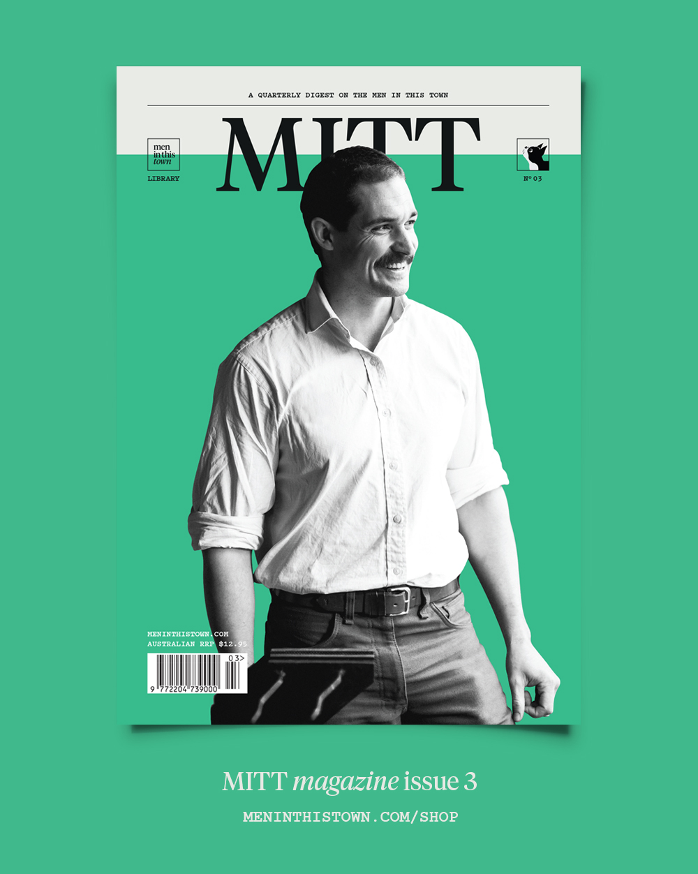 It's finally here,   MITT   issue 3 is now available to order at   The MITT Mrkt  ! To celebrate, we're offering ALL issues with  free shipping worldwide !   The third printed issue of   MITT   includes twelve new features on man made goods from around the world. Interviews with  Felix Chan  of  New Albion Sports  in Sydney, Melbourne based leathersmith  Tom Farrah  (our cover man),  Grey Fox  menswear blogger  David Evans , foodie  Gabriel Cabrera  in Mexico and London stylist  Glen Campbell . Plus written and photographic essays on  a soulful night  in Mississippi,  a reunion  between lovers, experiments with  bee-sting cream , summer fashion editorial shot  somewhere in Brooklyn , a comic take at  being #menswear  and a look at  menswear inspired women's street style  from Tokyo, London, Paris, New York,  Madrid and Melbourne.  Thank you the amazing contributors in this issue,  Guy Wilkinson ,  Adam Baidawi ,  Dick Carroll ,  James Cameron ,  Brook James ,  Joshua Lawrence ,  Jefferson Piers ,  Andrew Geeves ,  Natalie Shukur ,  Adam Nickel  and  David Urbanke .  Orders will start shipping early next week and will be on Austalian newsstands  September 18th . If you would like to become an international stockist,  please get in touch .
