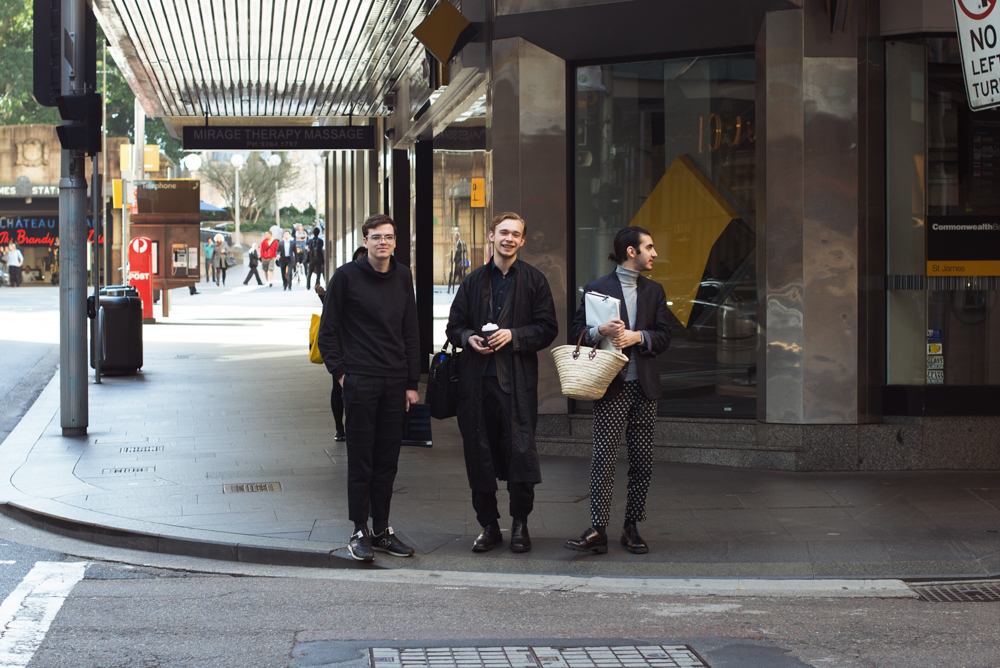Sydney boys.