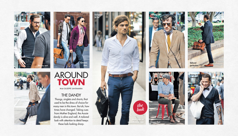 A collection from the blog in this past Sunday's   Around Town   in The Sun-Herald's  Sunday Life Magazine .