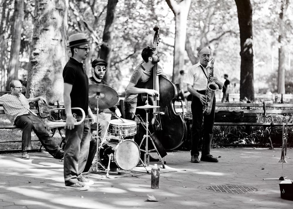 Jazz Men.