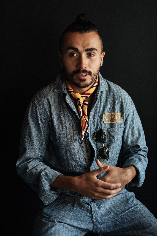 Alejandro Gac-Artigas , captured at   The MITT Mrkt.   pop-up.