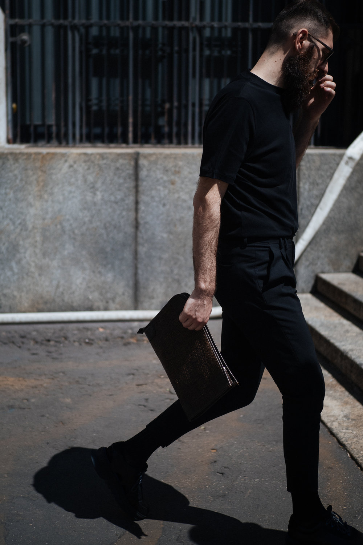 Long black.