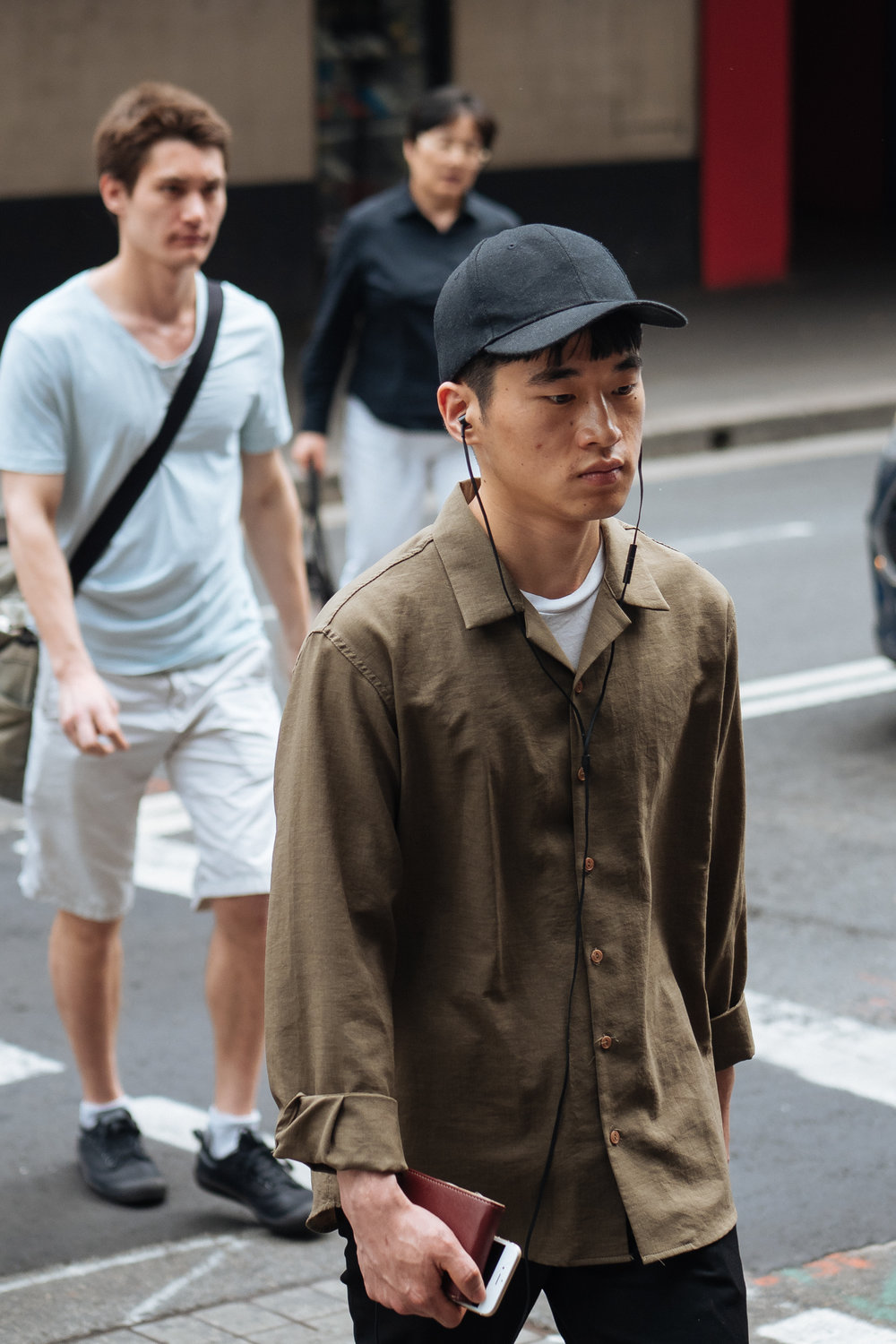 Men In This Town — Black cap — Men s Street Style 5953dd51146