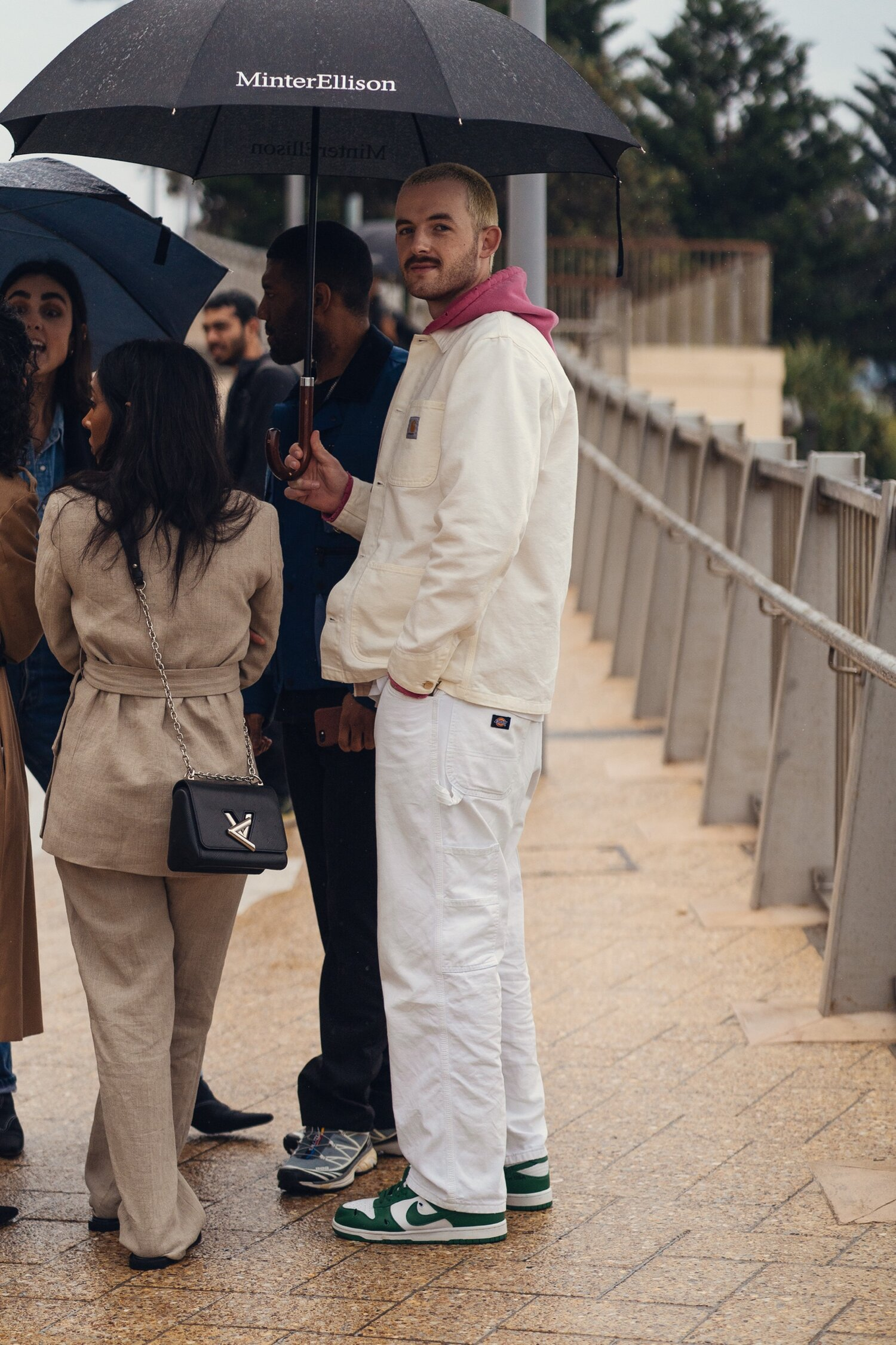 Men In This Town — Off-white — Men's Street Style