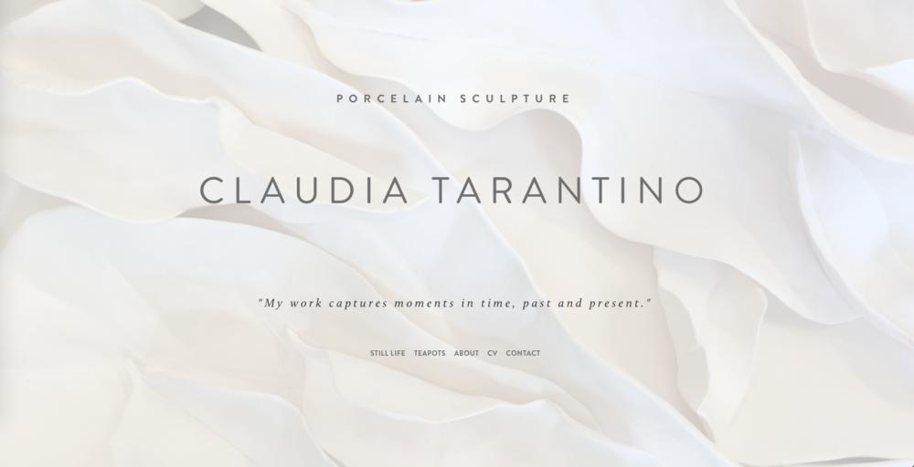 Claudia Tarantino - Artist
