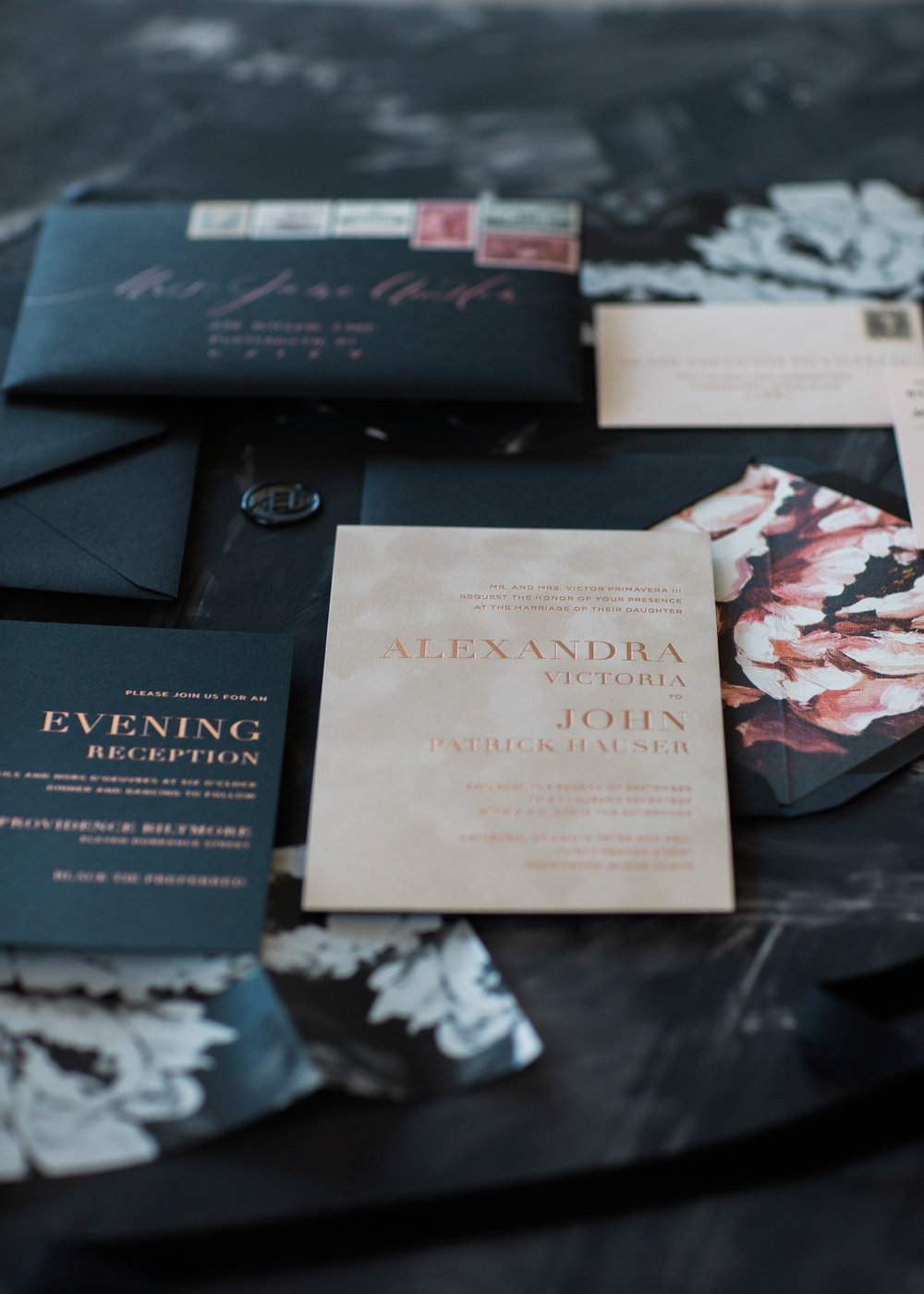 AP_Wedding_Invites_Rose-Gold-Foil-Newport-Moody-Floral-Invitations-champagne-and-ink-Molly-Lo-4.jpg