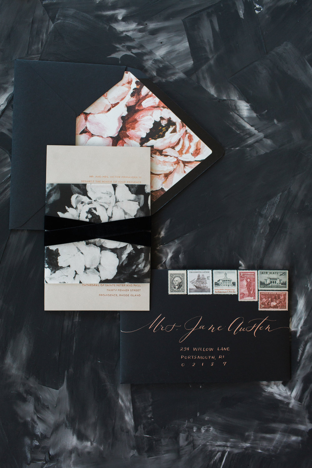 AP_Wedding_Invites_Rose-Gold-Foil-Newport-Moody-Floral-Invitations-champagne-and-ink-Molly-Lo-5.jpg