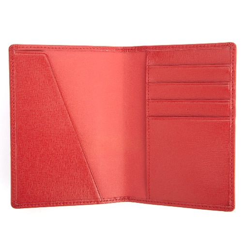 0393a456ab17 Royce Leather 209 RFID Blocking Saffiano Passport Cover — Bag and ...