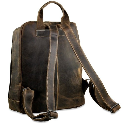 388b35bf3a8c Jack Georges Arizona A4516 Leather Backpack — Bag and Baggage