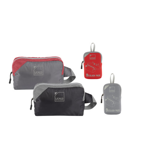 99dfd8171f Lewis n Clark 1766 Packable Slash Pack with Neoprene Zip Pouch ...