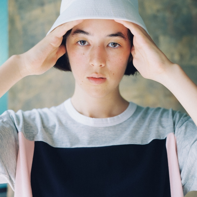 ALOYE  ALOYE is a fashion brand created in Tokyo by 3 graphic designers. The brand came to life in 2011 with a collection of 9 t-shirts being sold online. ALOYE, meaning skylark in Walloon, is characterized by its unisex cut and sew apparel made in Japan.