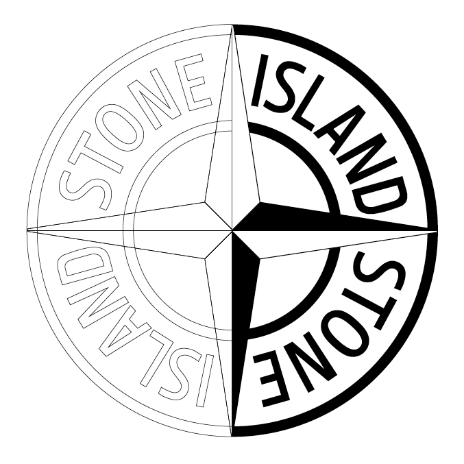 STONE ISLAND  Recognized worldwide as being at the cutting edge of menswear design in terms of fashion, technology, and functionality, Stone Island owes continuous success to research and innovation both in the construction and details of the finished garments and exclusively developed materials.