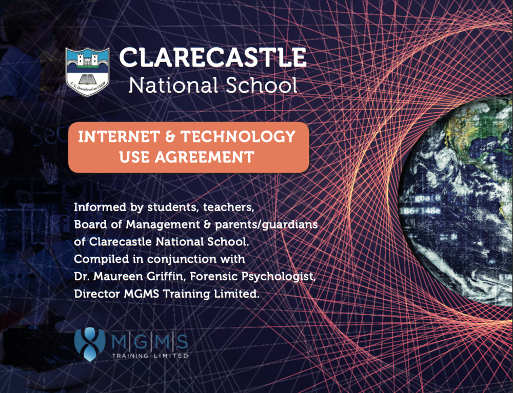 Clarecastle National School Internet Technology Use Agreement