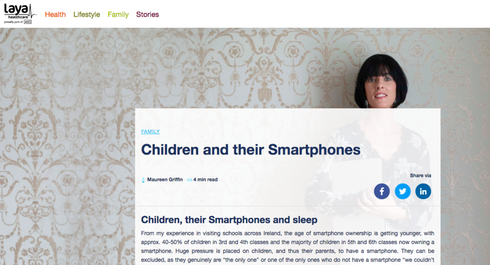 www.mgmstraining.ie/childrenandtheirsmartphones