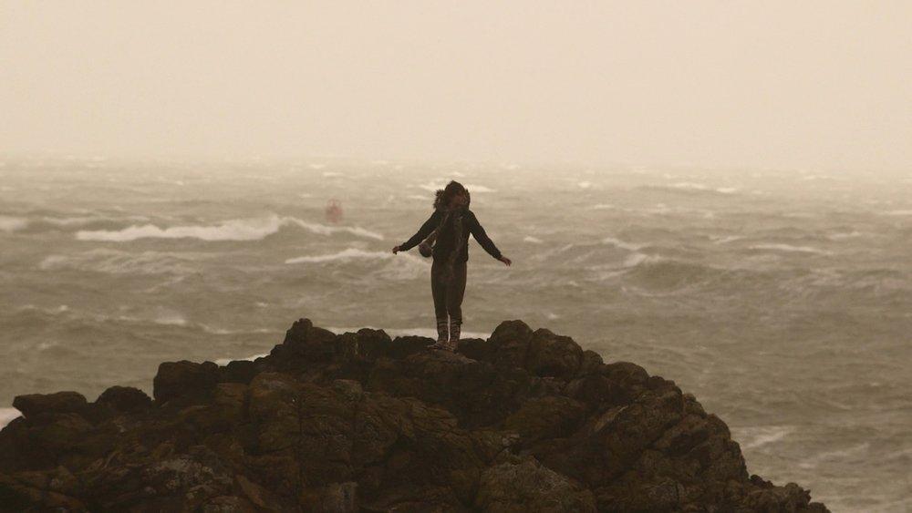 Haida Gwaii - Alex Martinuik on the rocks.jpeg