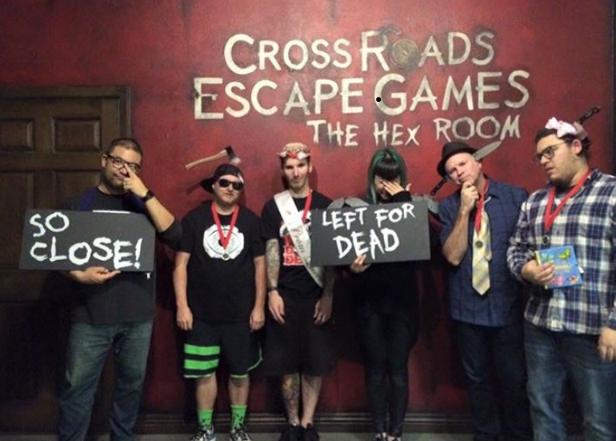 Cross Roads Escape Game