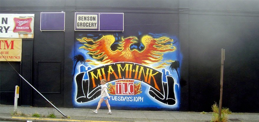 MIAMI INK AD 2005