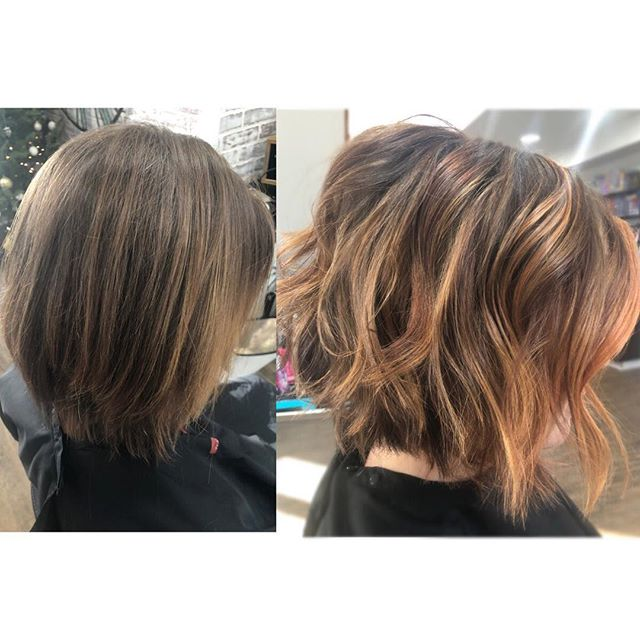 From drab to fab🧡🌟 #alchemythesalonct