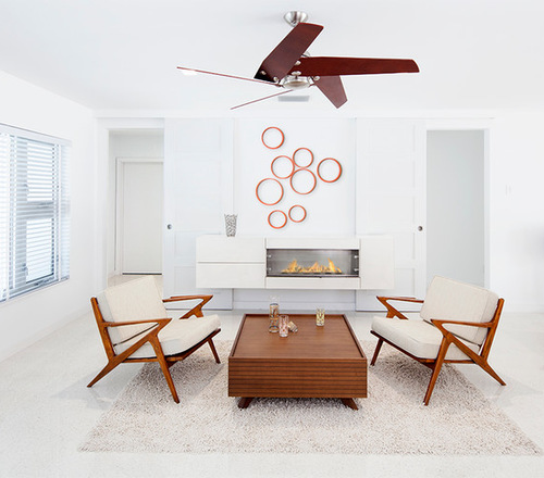 Clean  + Calm - Mid-Century Modern Re-Creation