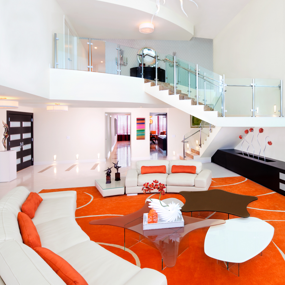 Bright + Bold - Contemporary Oceanfront Two-Story