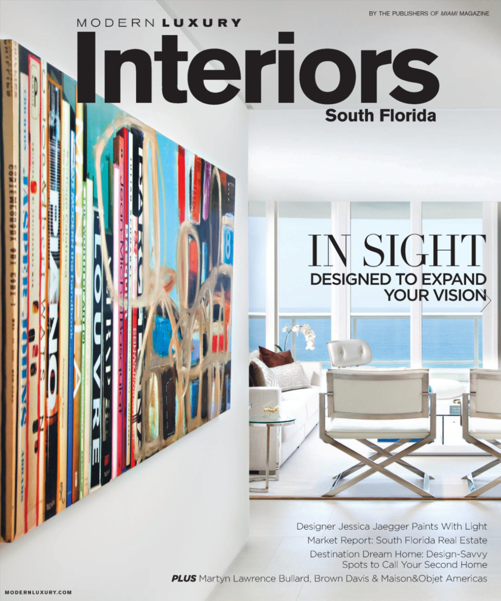 A Place For Everything See Our Work In Modern Luxury Interiors - Luxury home designs magazine
