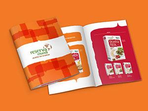 Catálogo de produtos Quinoa