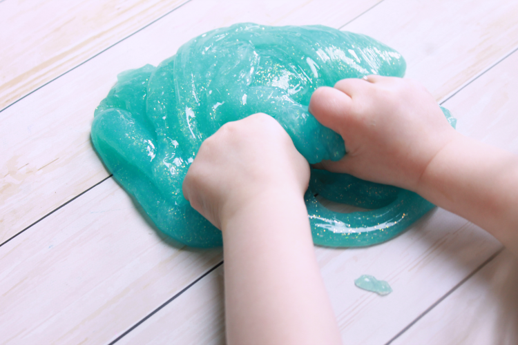 How To Get Slimebutter Slime Out Of Haircarpetclothing From