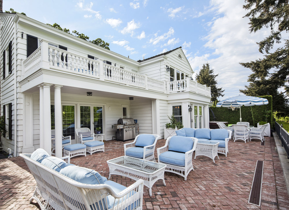 Historic colonial on the green List Price: $3,500,000 • broadmoor