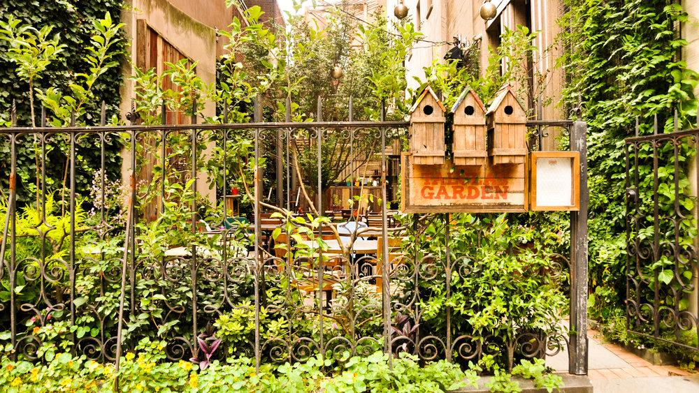talulas garden stokes architecture design - Talulas Garden