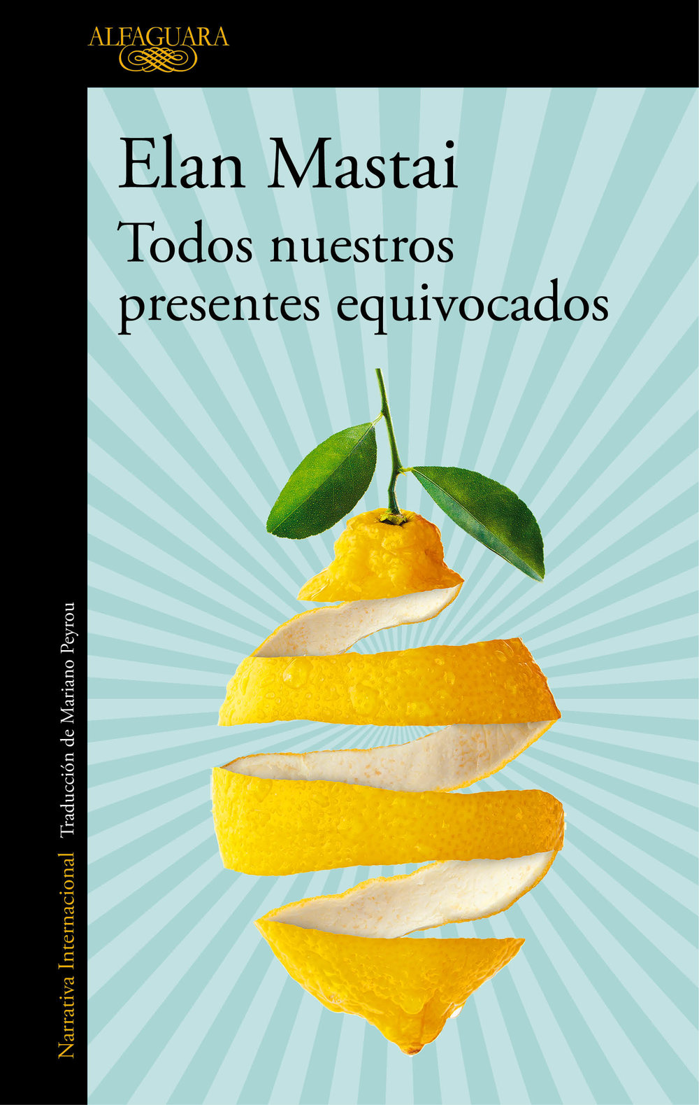 "The Spanish cover for ""Todos nuestros presentes equivocados"""