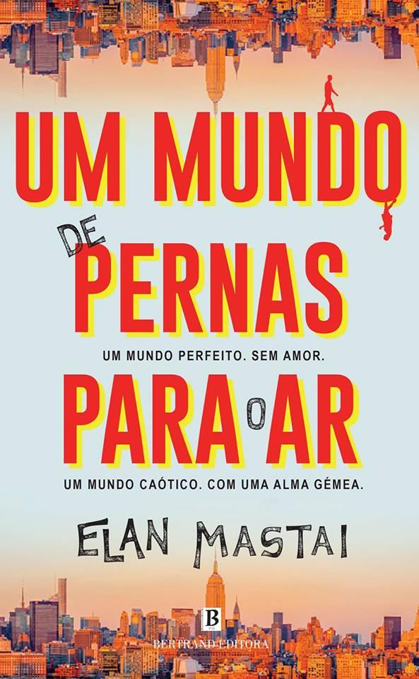 """The Portuguese cover for """"Um Mundo de Pernas para o Ar"""""""