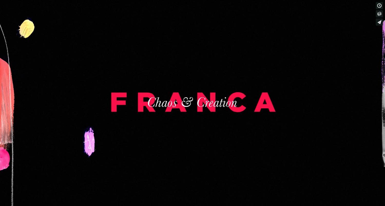 franca chaos u0026 creation