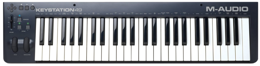 M-Audio Keystation 49 II [$109]