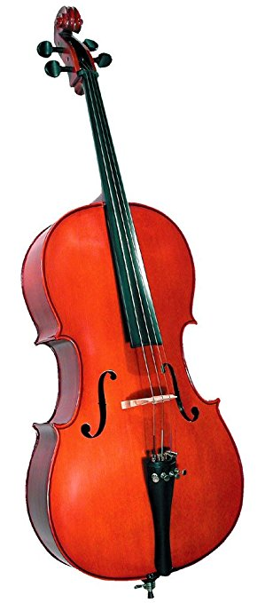 Cremona SC-100 Premier Novice Cello Outfit - 3/4 Size [$799]