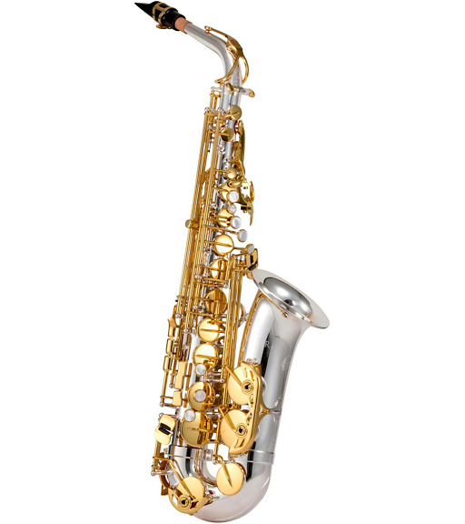 JAS1100SG Silver Plated Alto