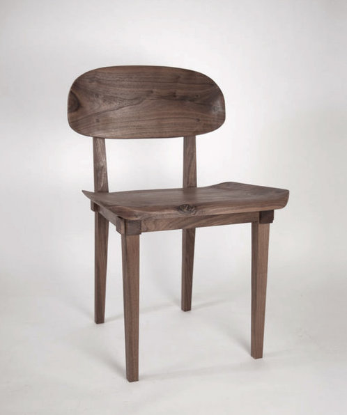Hanok Chair /   walnut wood