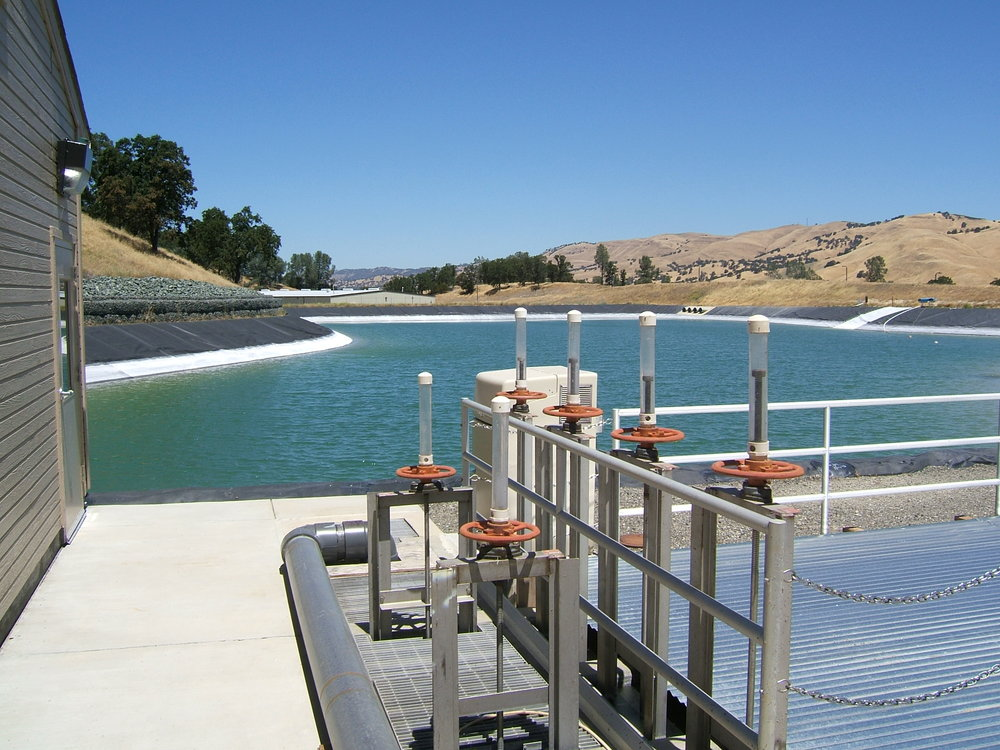 Cache Creek Water & Wastewater Facilities