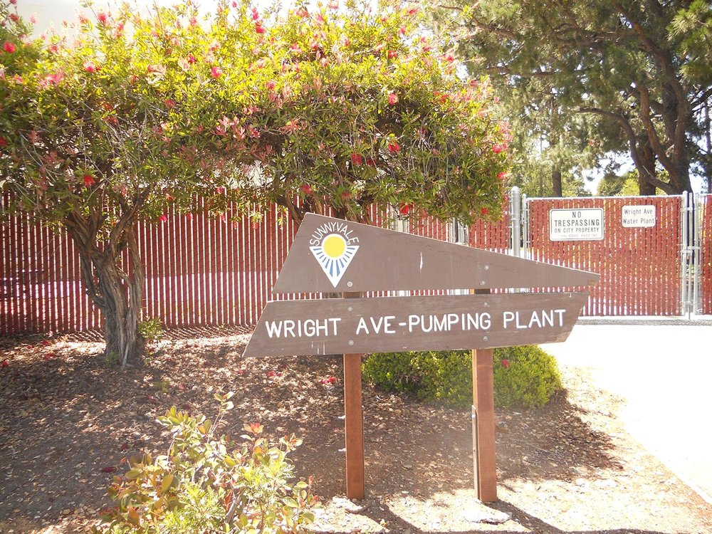 Sunnyvale Wright Ave Pump Station