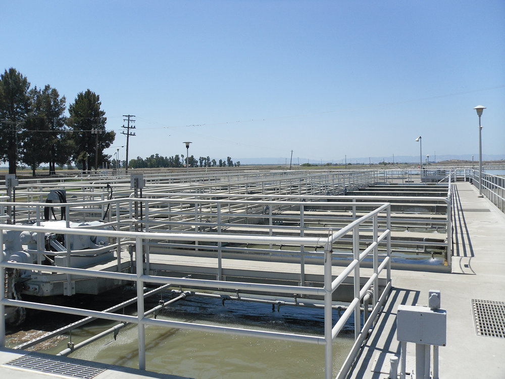 Davis WWTP Rehabilitation and Expansion